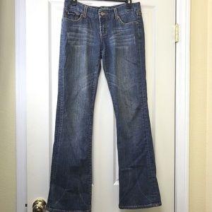 Seven7 Women's Jeans Boot Cut Stretch Denim